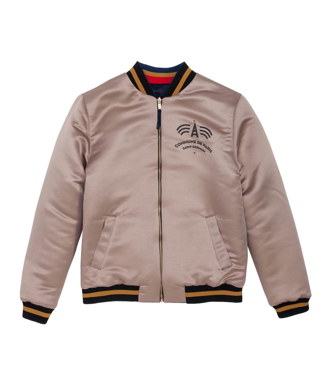 JACKET  SOUVENIR PSG  - Navy/gold