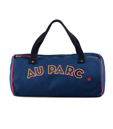 BOWLER BAG AU PARC - Navy
