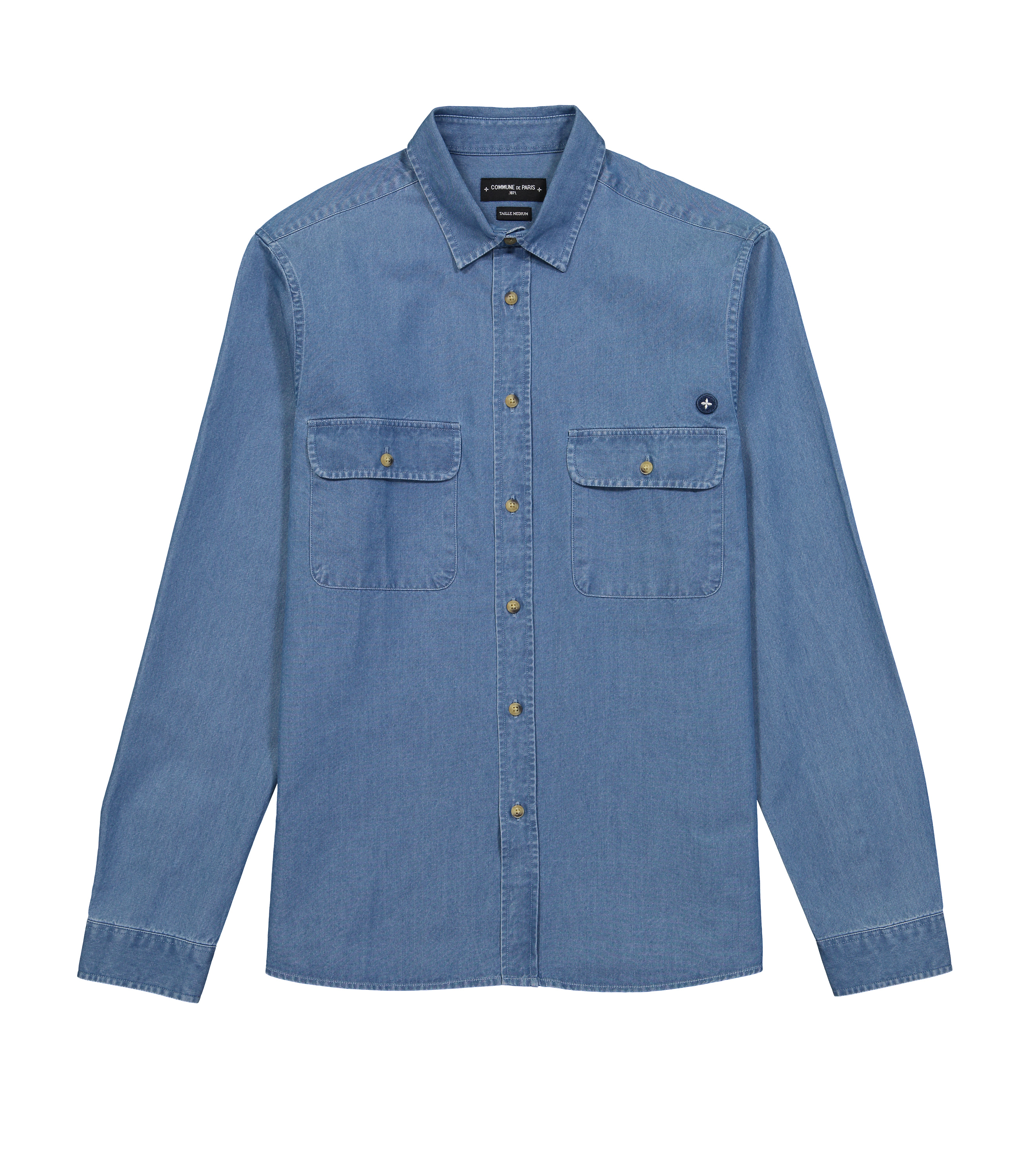 SHIRT  FERDINAND - Denim