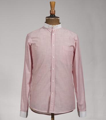 Shirt Lissagaray - Red stripes