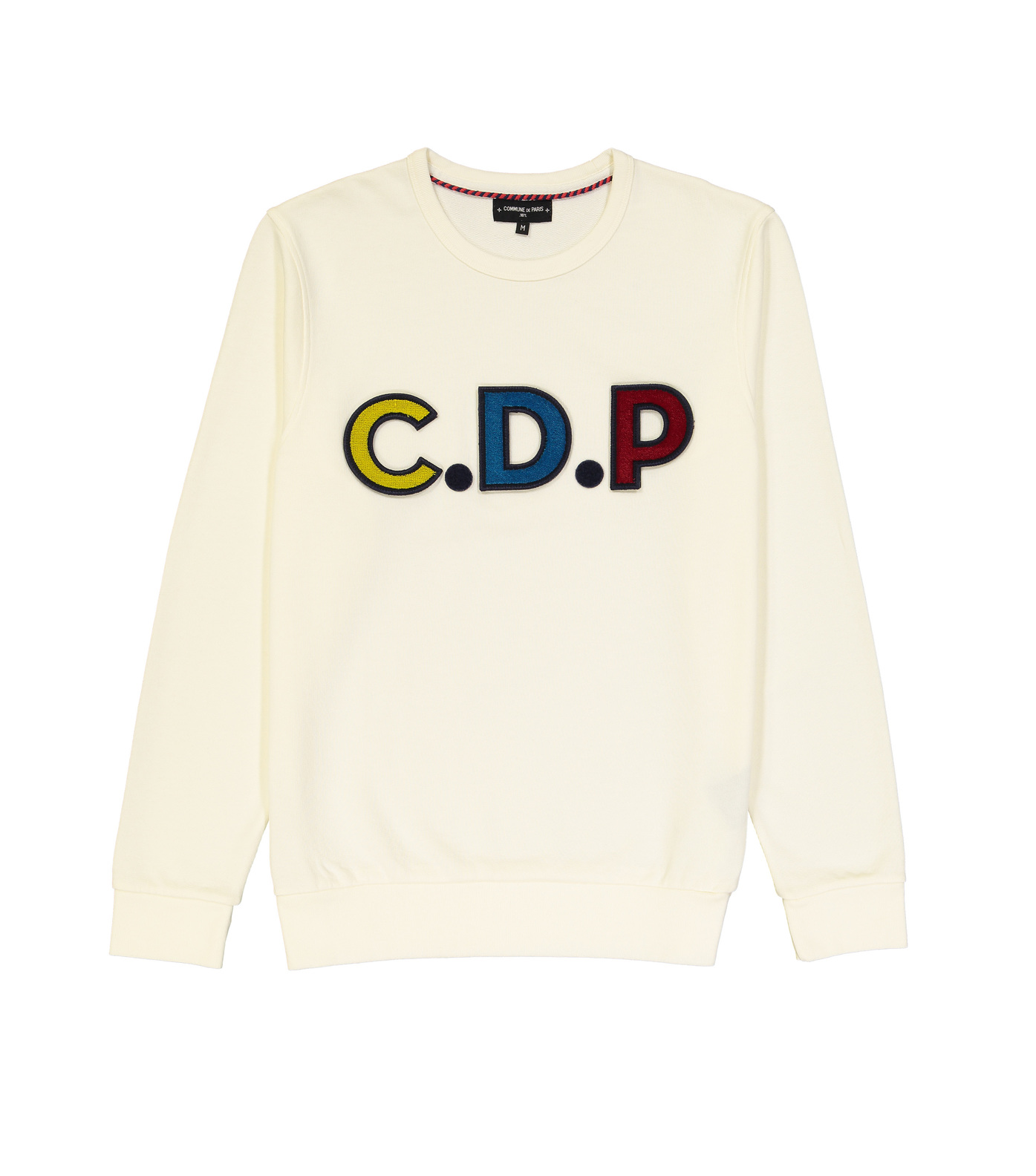 SWEAT  CDP MULTI  - Off white
