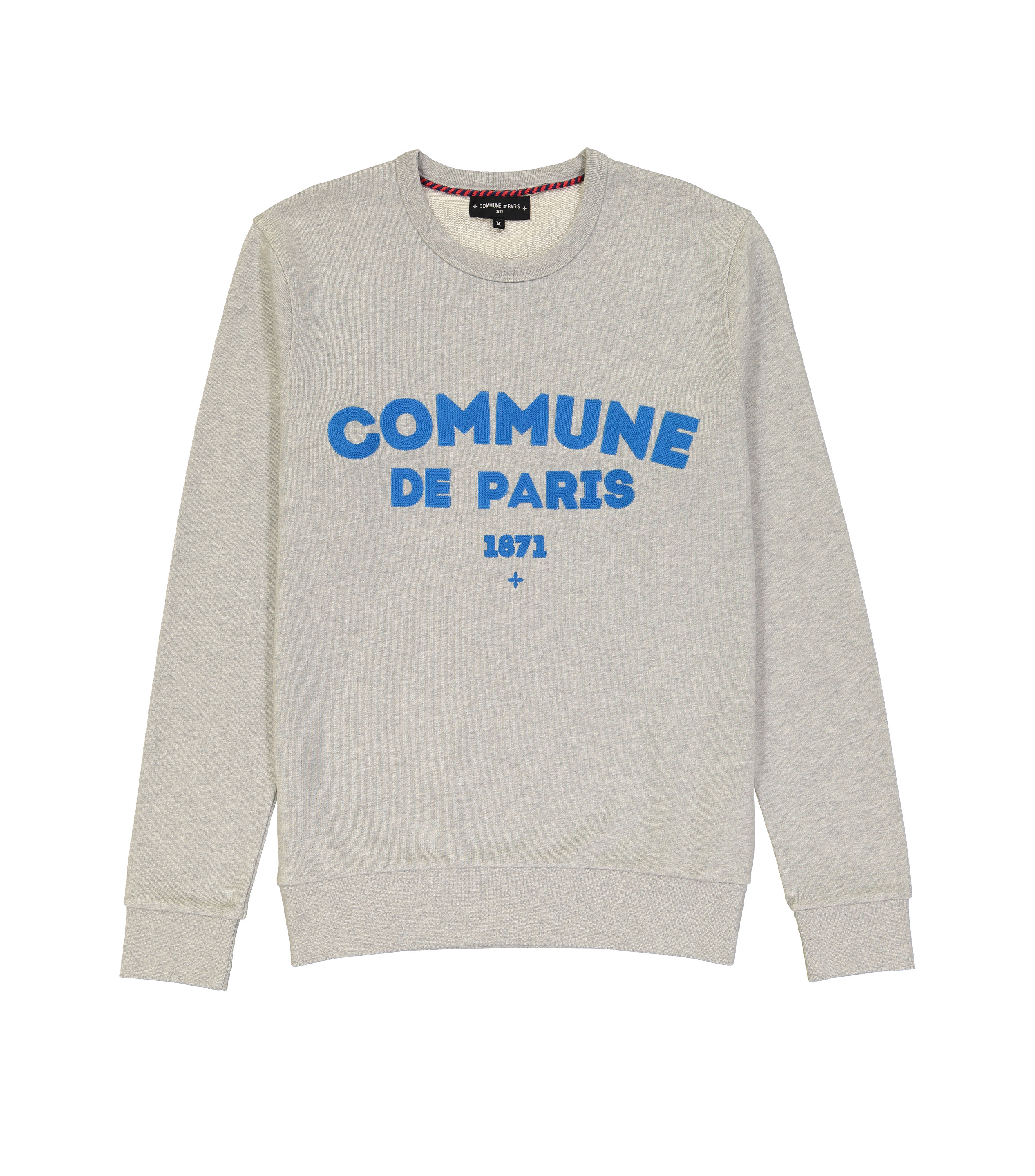 SWEAT  ICI  - Marl grey