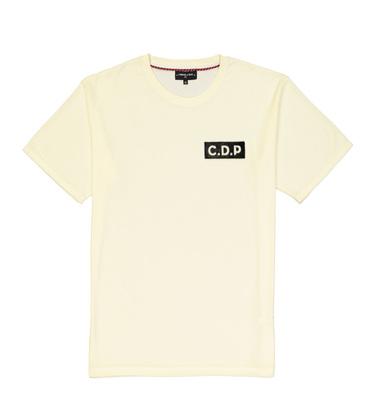 TEE  VELVET CDP  - Off white
