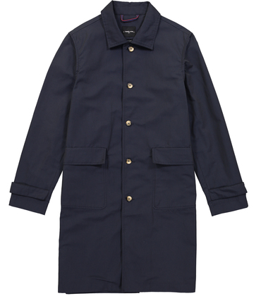TRENCHCOAT  OCTAVE  - Navy