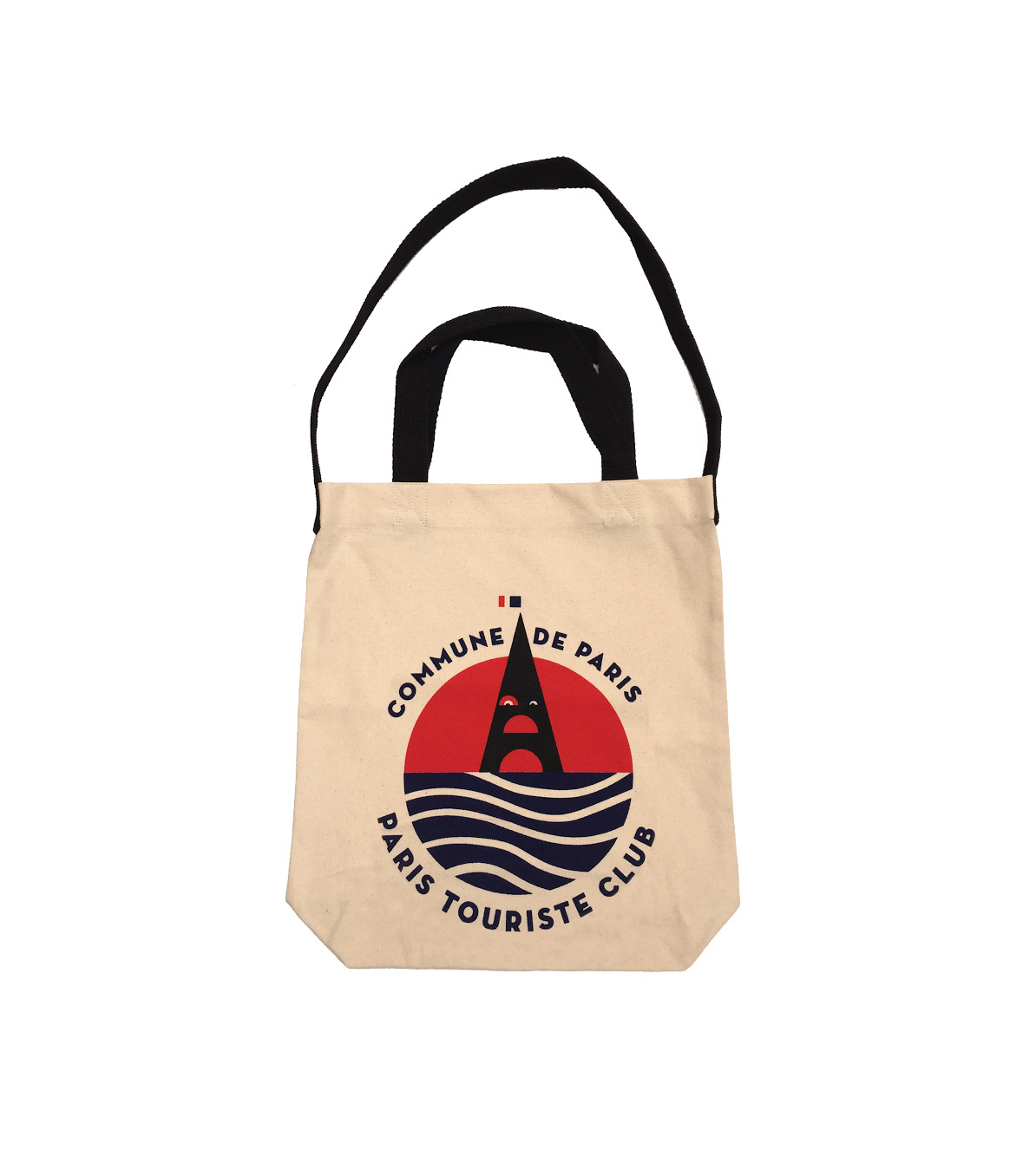TOTEBAG  CLUB  - Natural