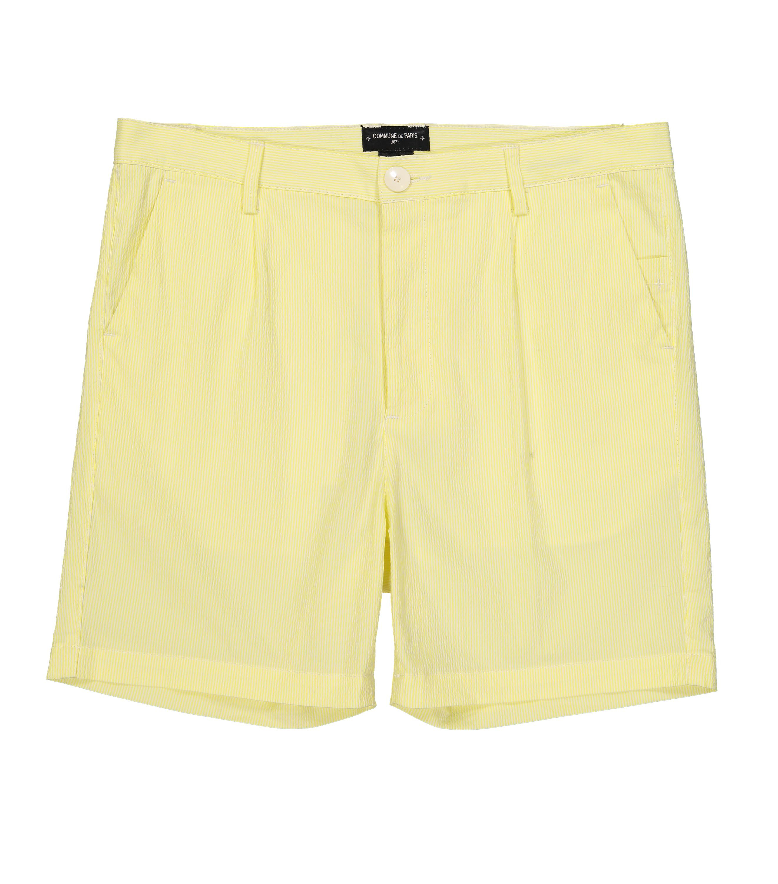 SHORTPANTS SP5 SRK - Yellow stripes
