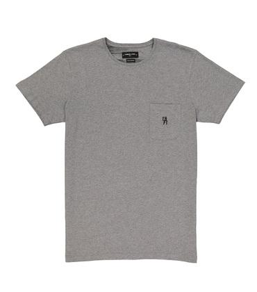 TEE  PETIT AKATRE  - Marl grey