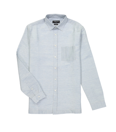 SHIRT  TRINQUET  - Light blue
