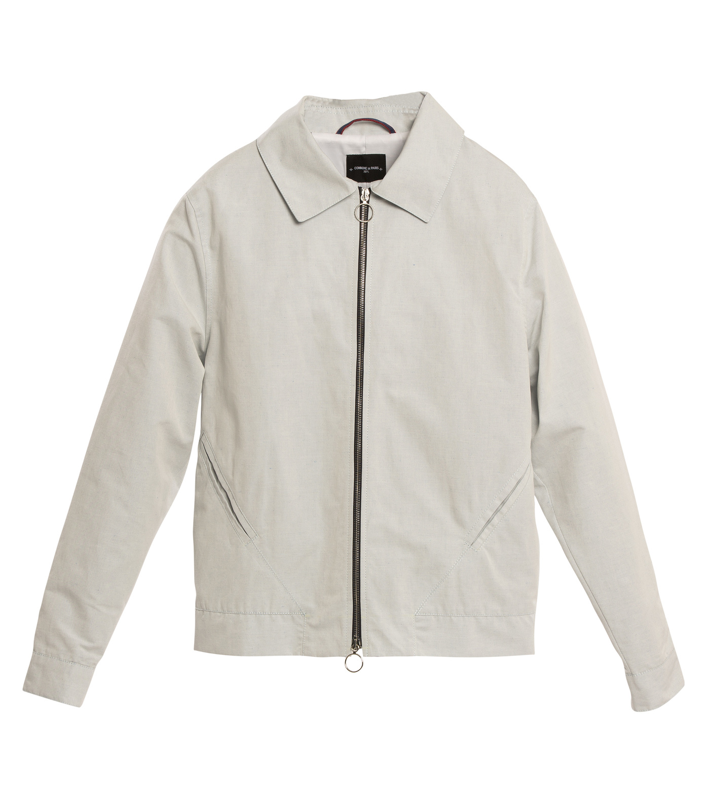 JACKET  LUCIEN  - Light blue