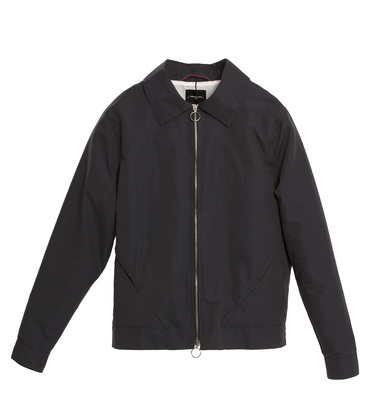 JACKET  LUCIEN  - Navy