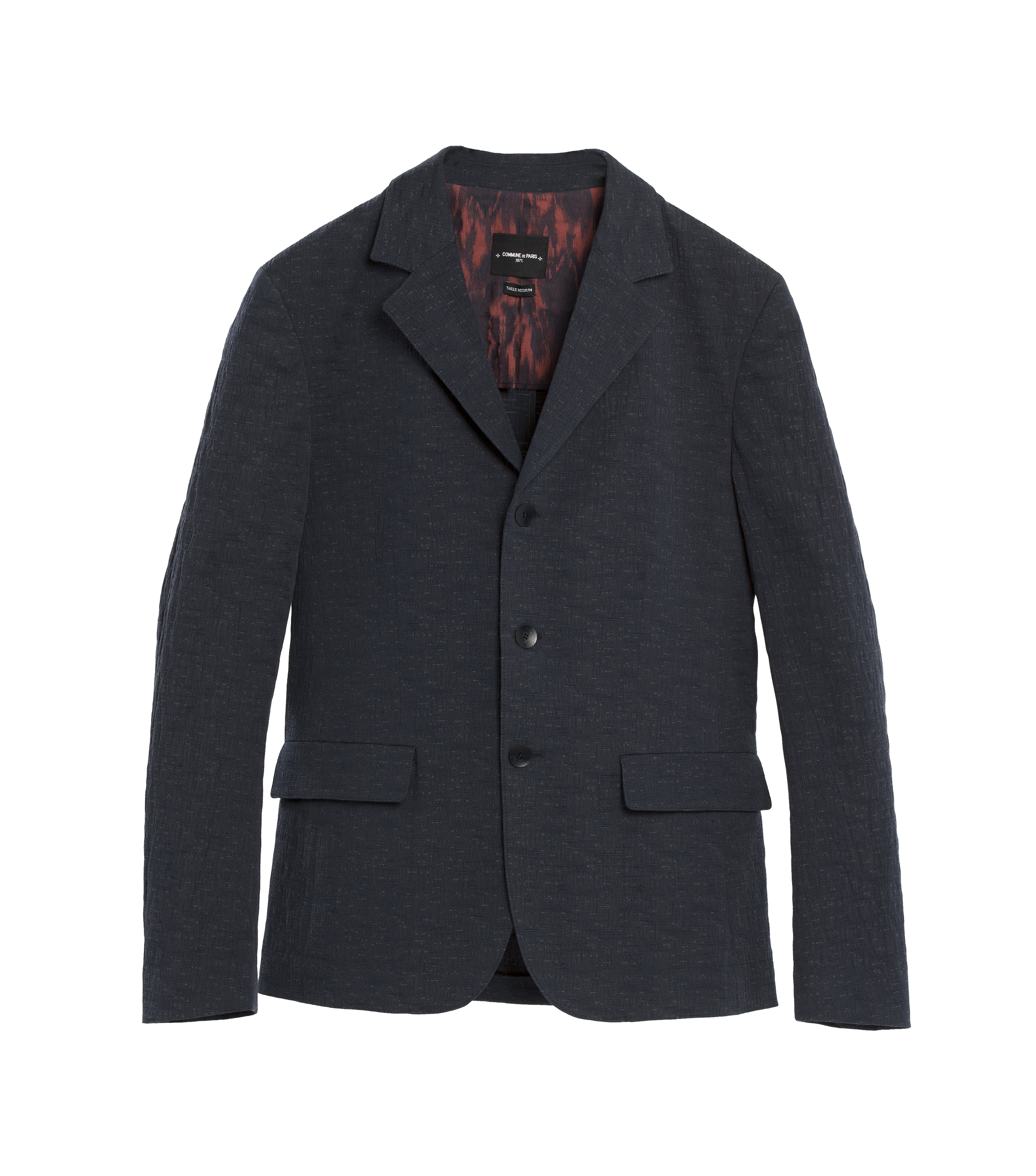 SUIT JACKET  PROTOT - AKATRE - Navy