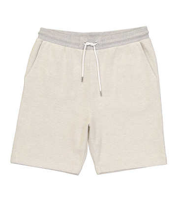 SHORTPANTS DIMANCHES  - Gris chiné