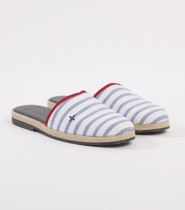MULES CDP - Blue stripes