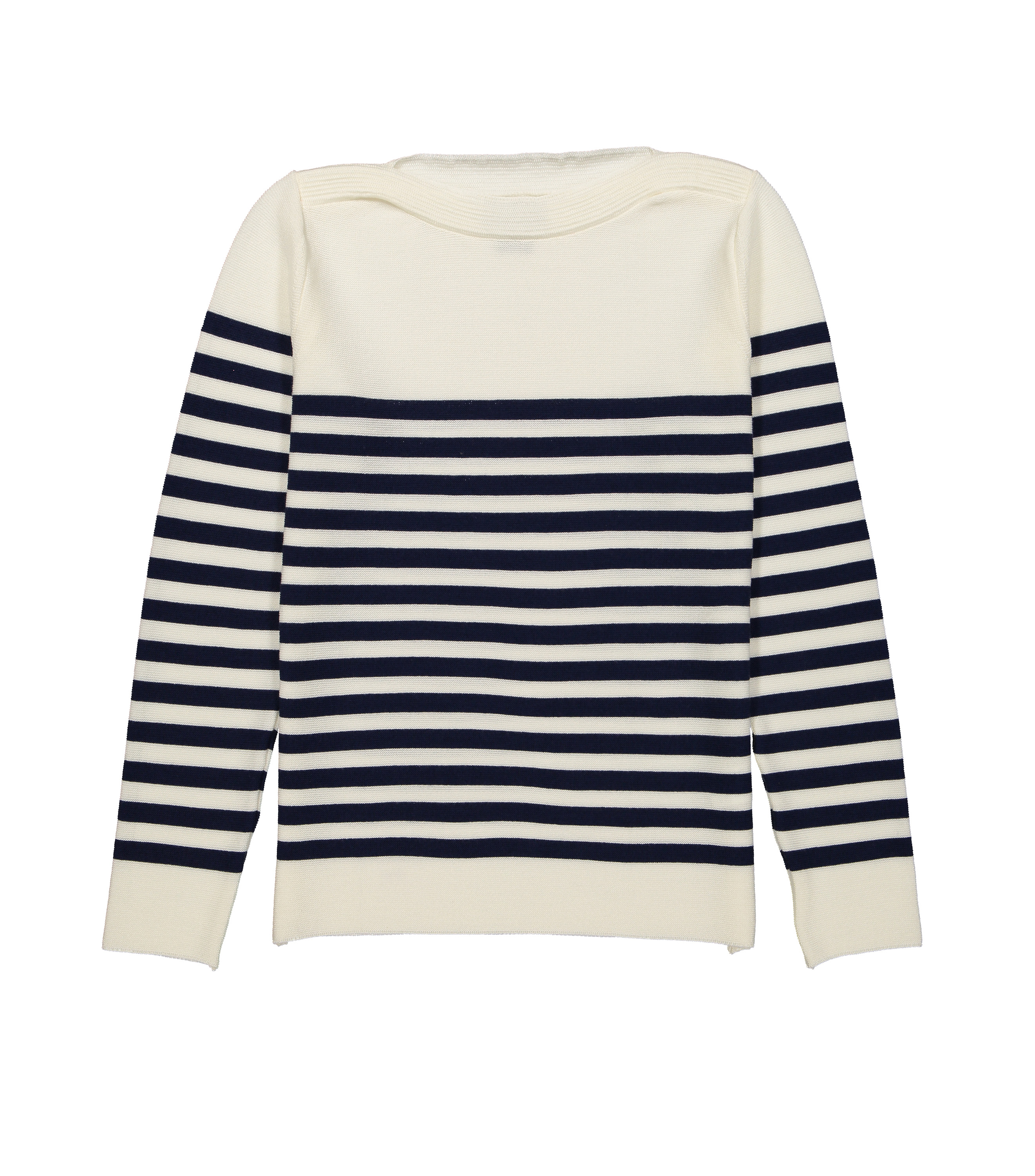 PULL ARSENAL - Navy stripes