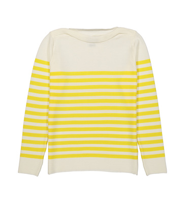 PULL ARSENAL - Yellow stripes