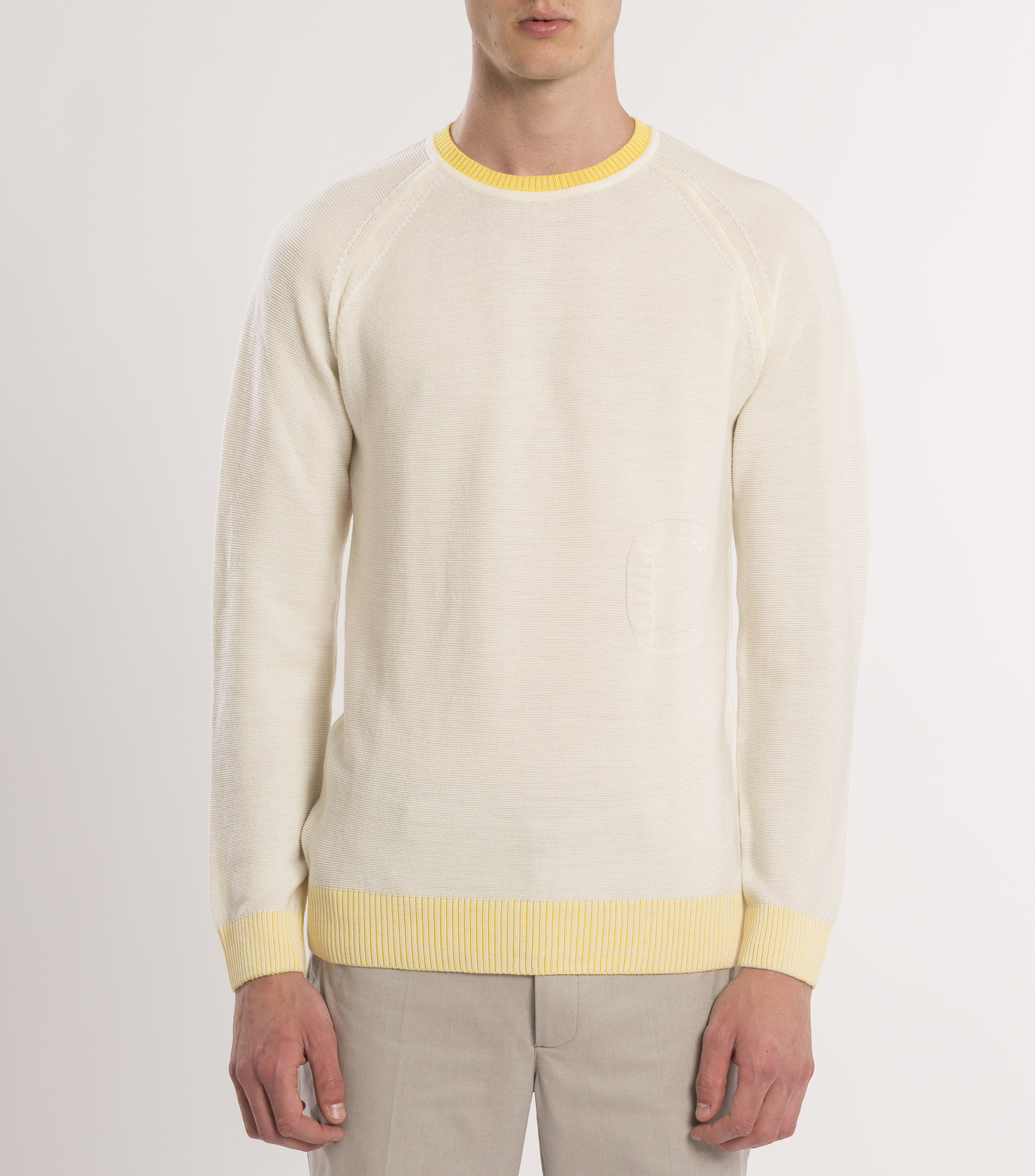 PULL CHALIGNY - Off white