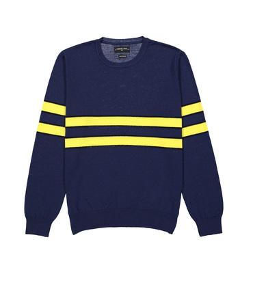 PULL VALMY - Navy