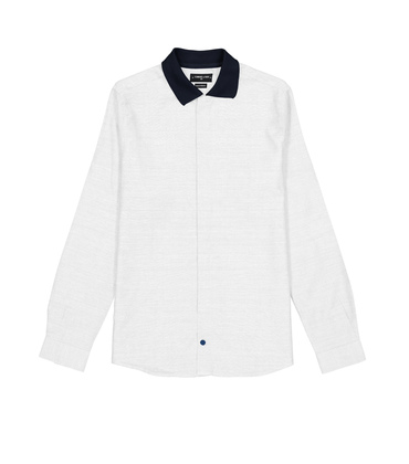 SHIRT  OLLIER - White