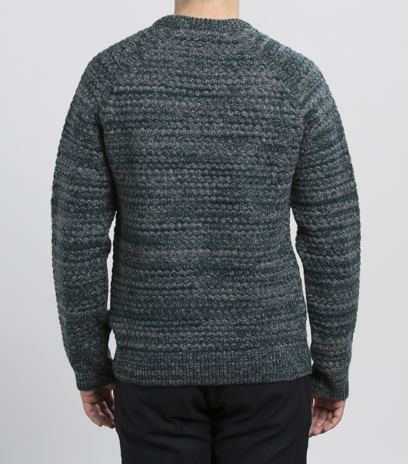 PULL VINCENNES - Grey green