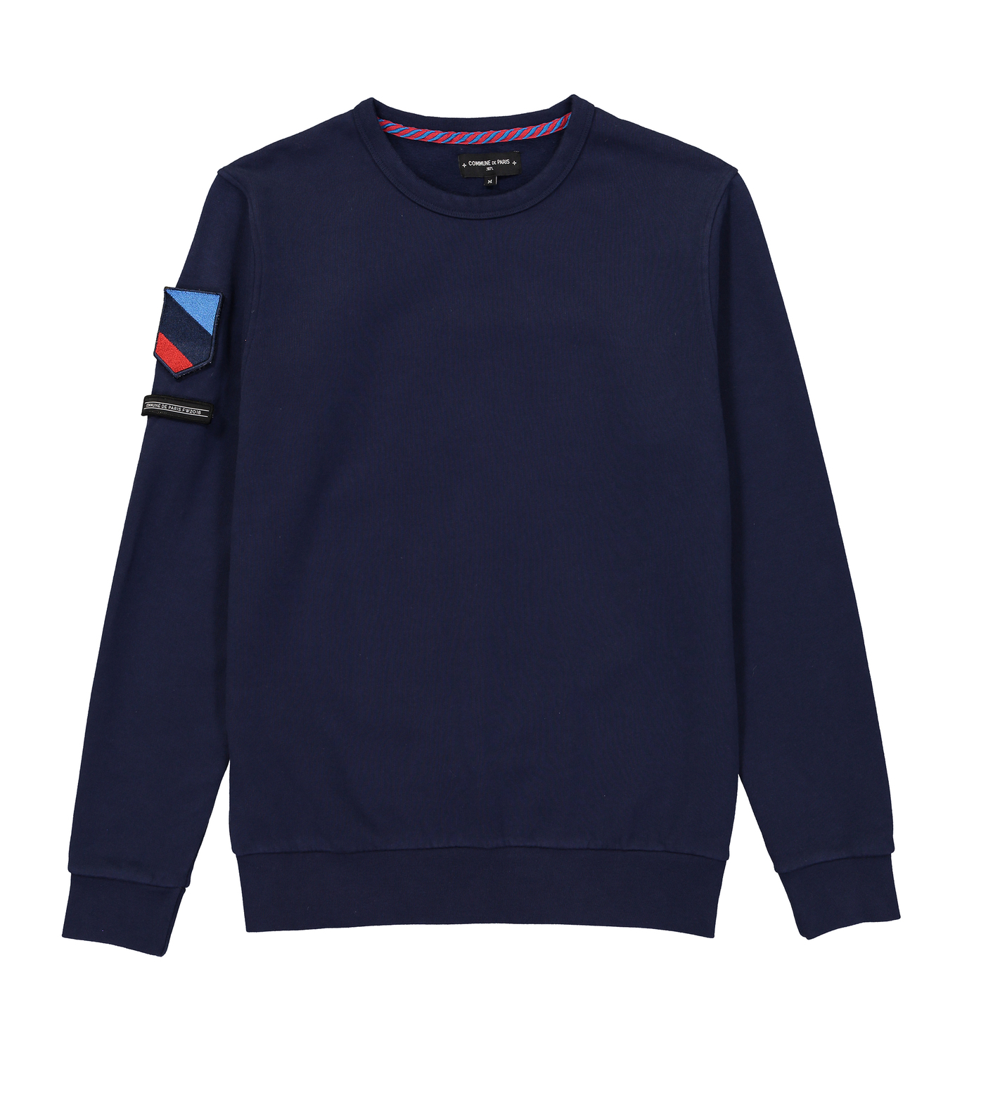 SWEAT ECUSSON - Navy
