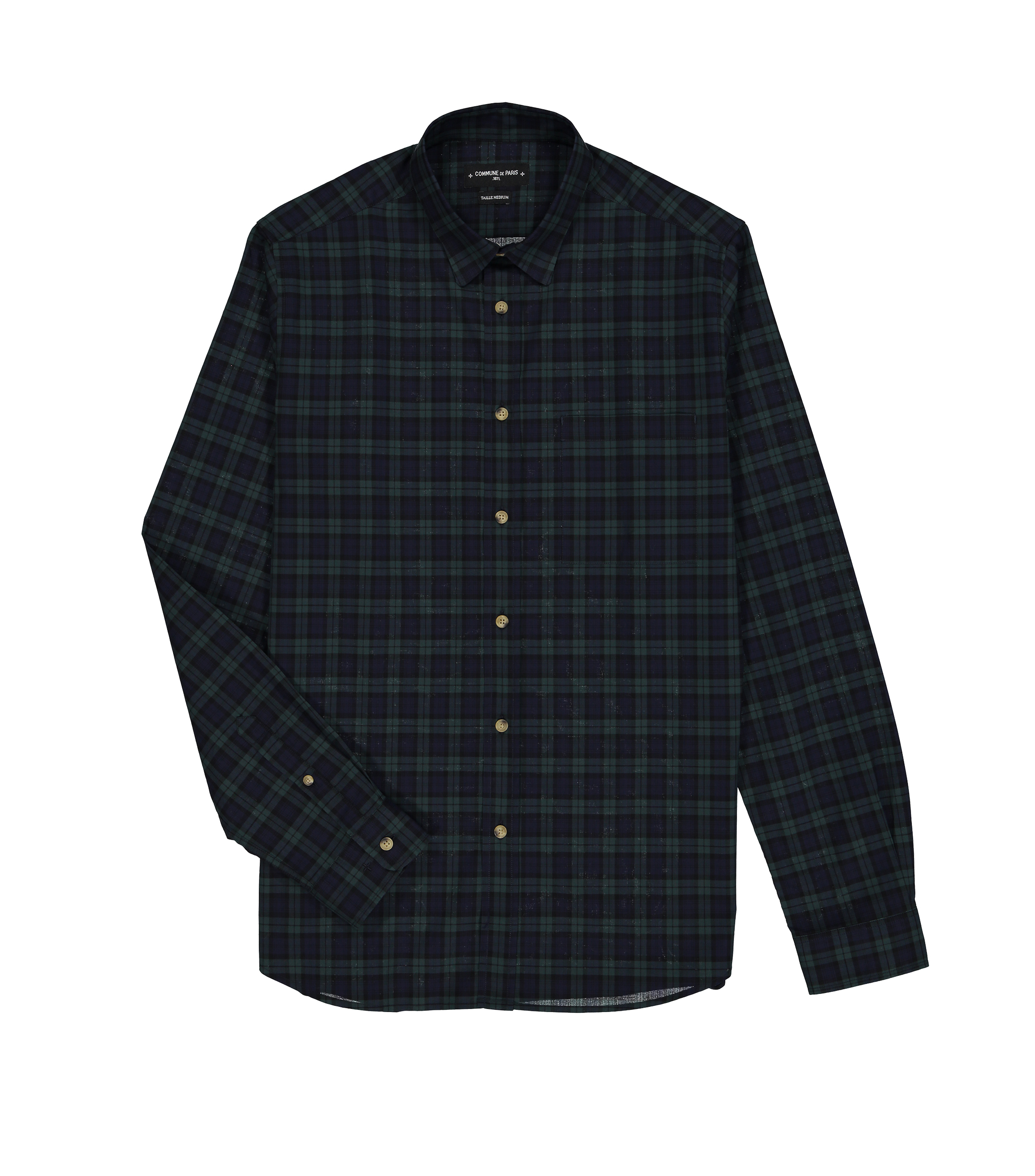 SHIRT ROSSEL - Scottish green
