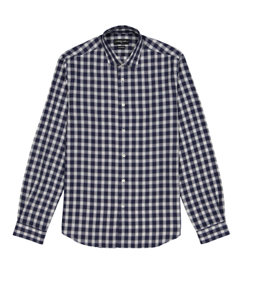 SHIRT SORBIER - Tencel checks