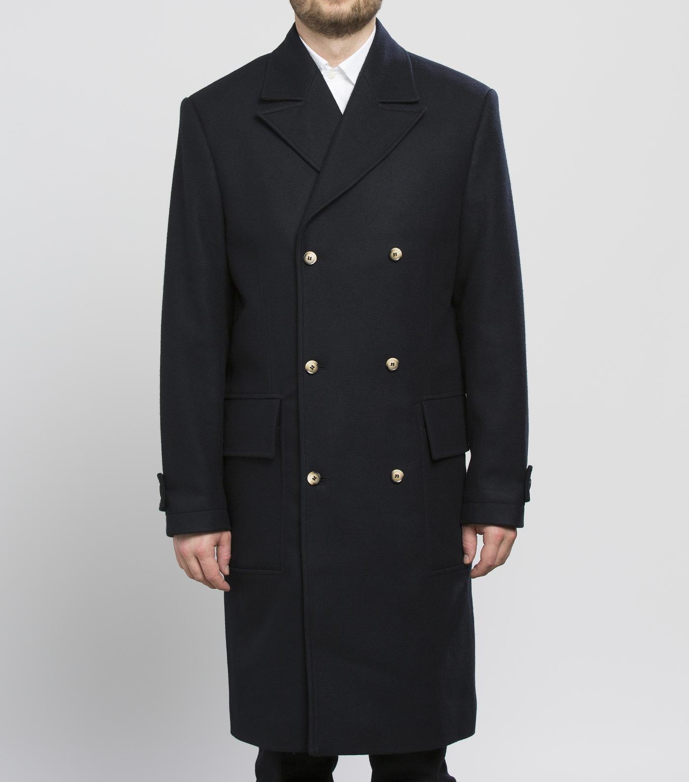 COAT CELESTIN  - Navy
