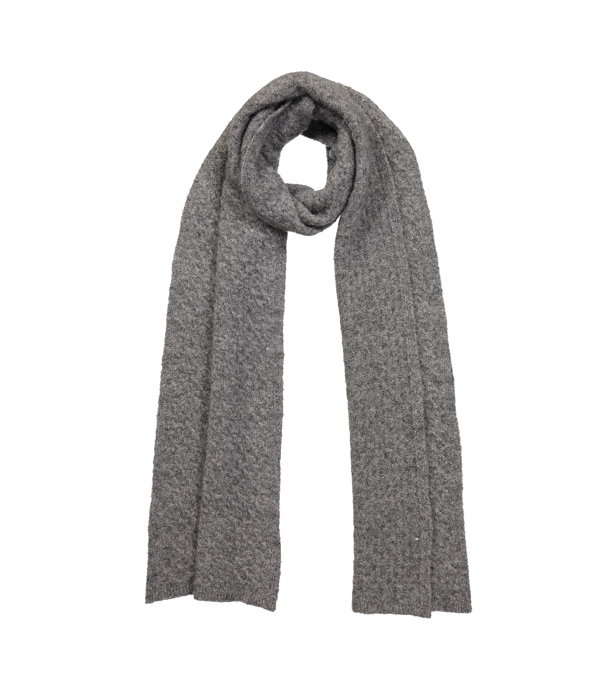 SCARF MERCOEUR - Marl grey