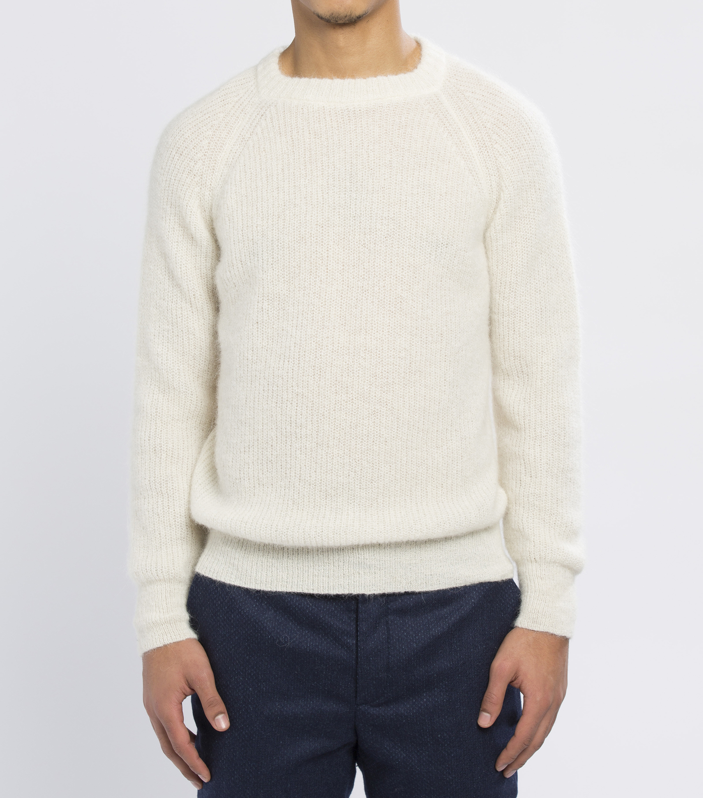 PULL TROUSSEAU - Off white