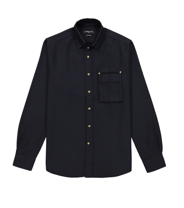 SHIRT TIRARD - Navy