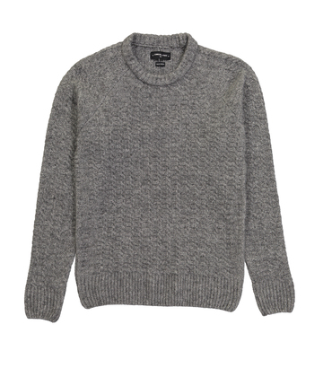 PULL MERCOEUR - Marl grey