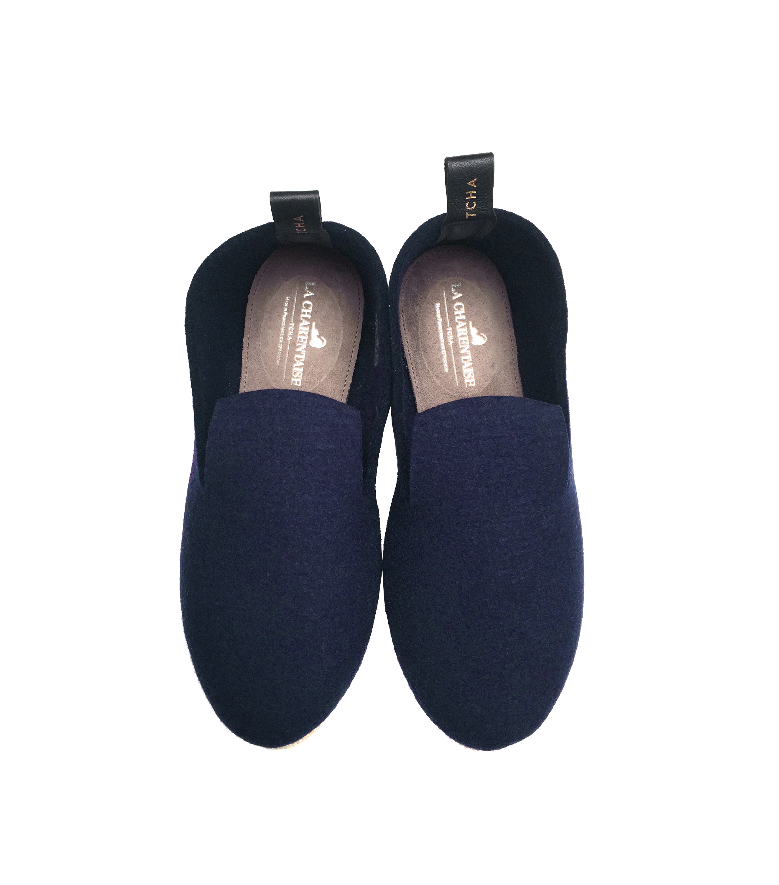 SLIPPERS COMMUNE - Navy