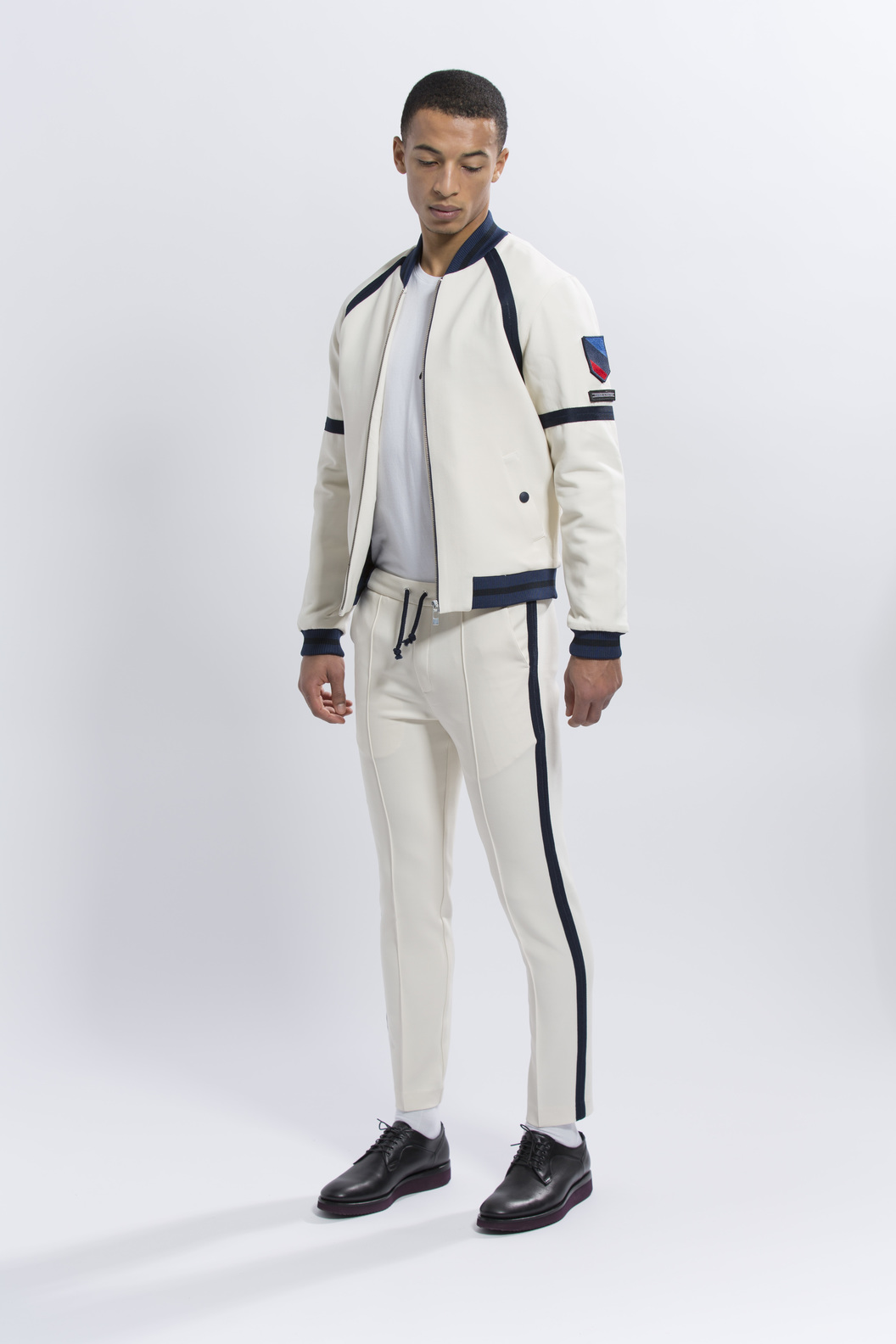 JACKET STARTER  - Off white