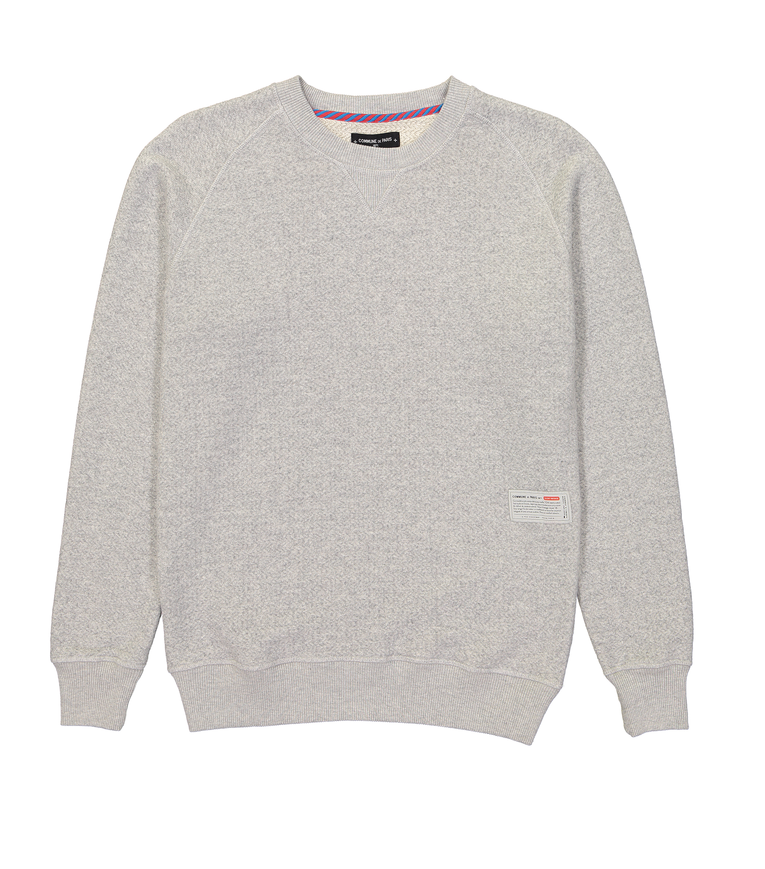 SWEAT TOKI - Marl grey