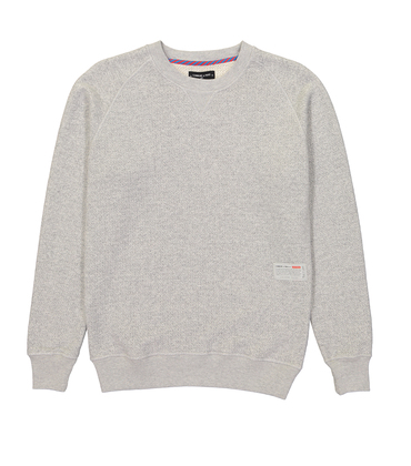 SWEAT TOKI - Gris chine