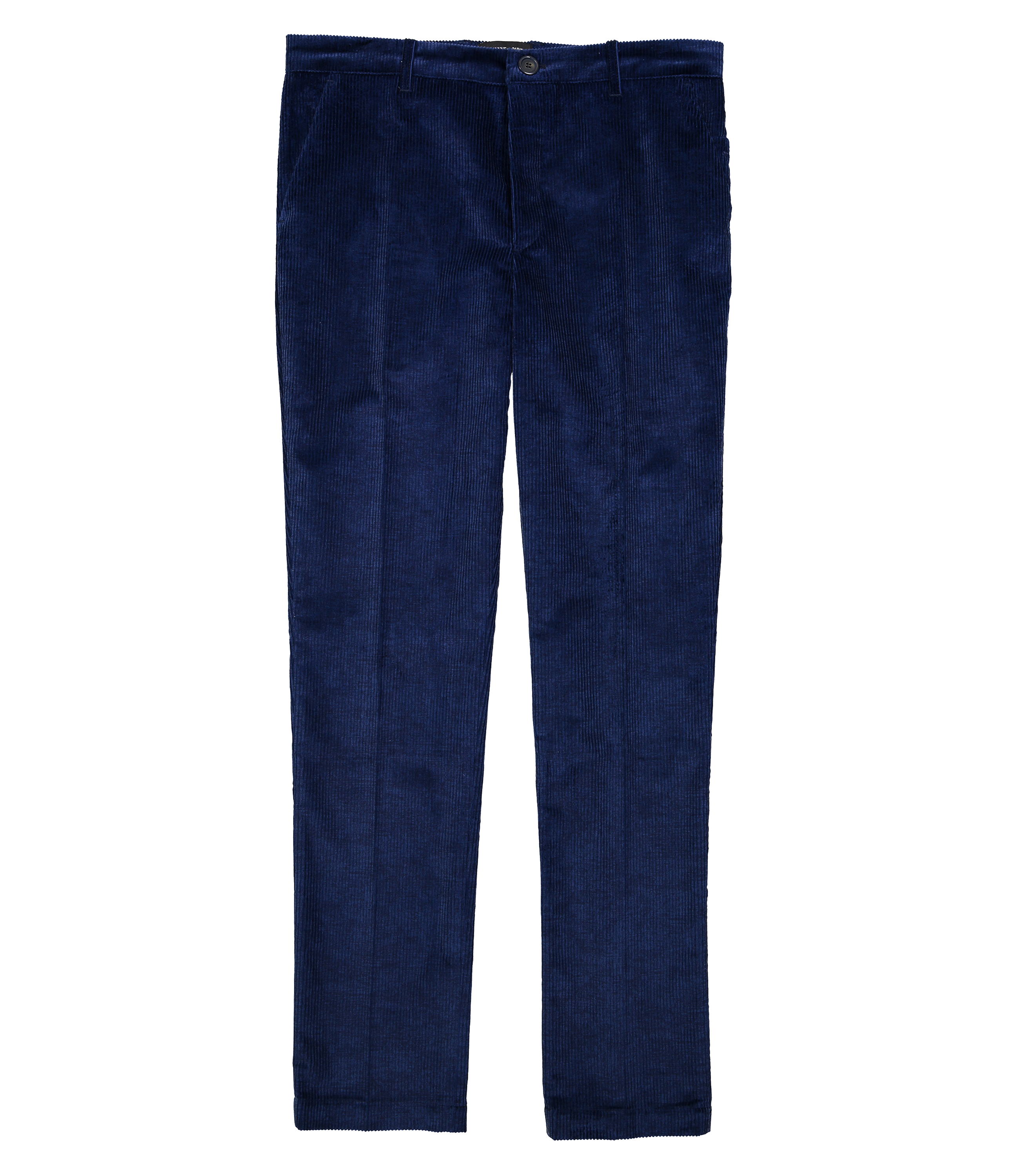 PANTS GN6 - Blue velvet