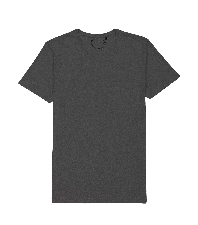 TEE VIVE CDP - Dark grey