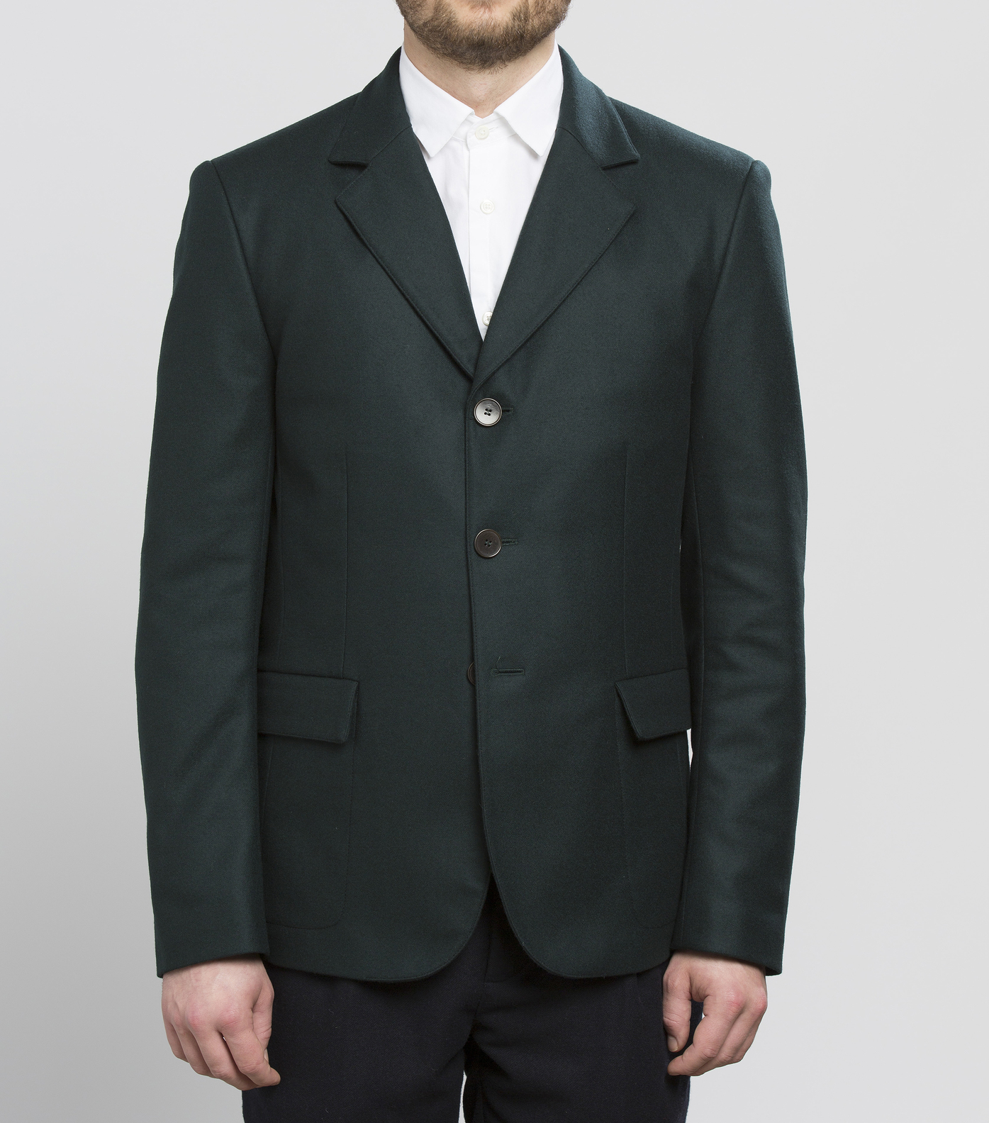 SUIT JACKET PROTOT  - Green
