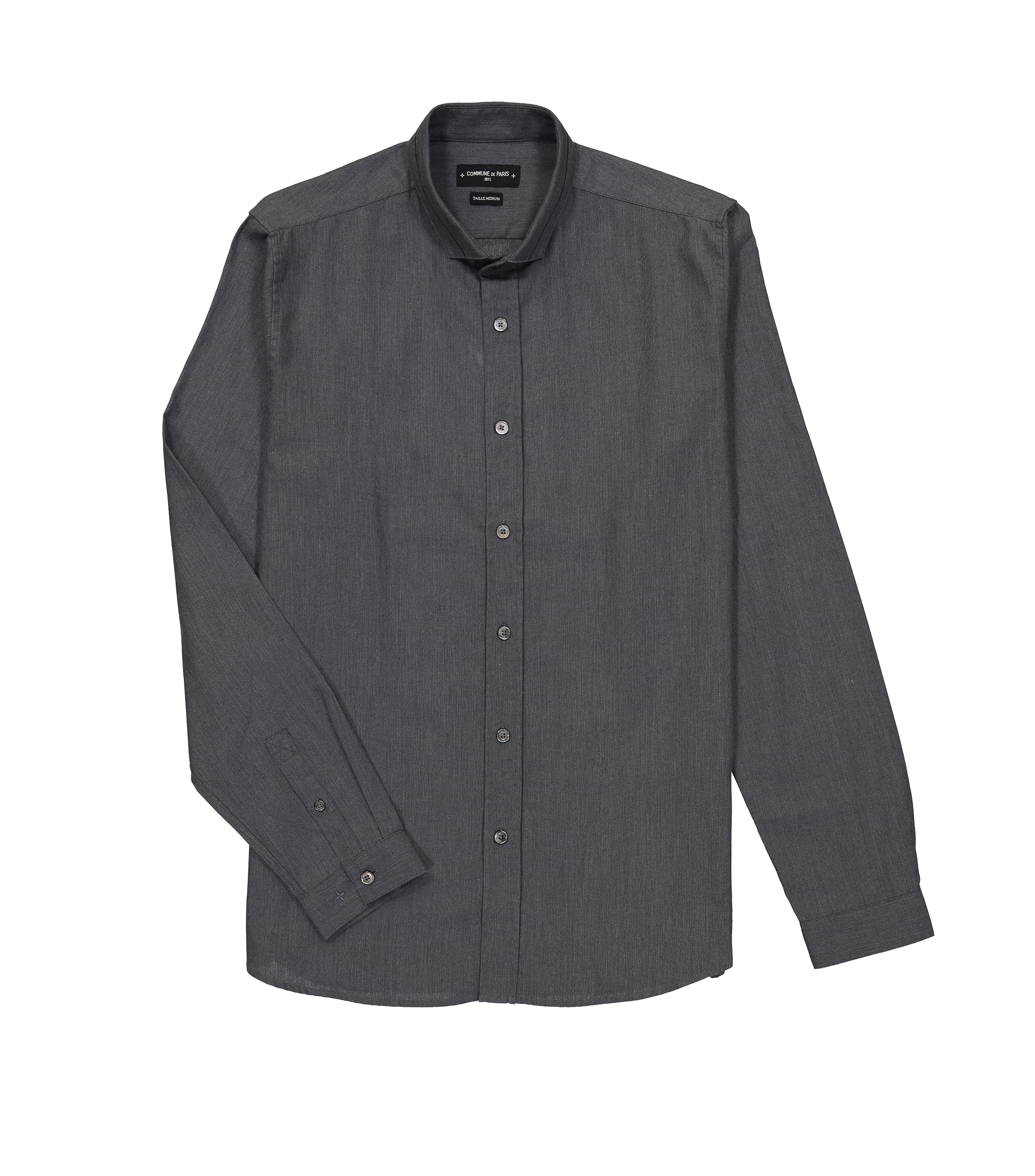 SHIRT LISSAGARAY - Grey