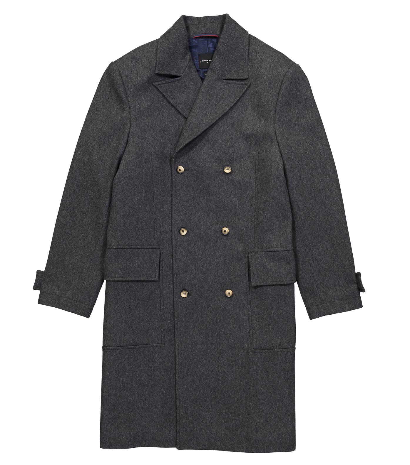 COAT CELESTIN  - Dark grey
