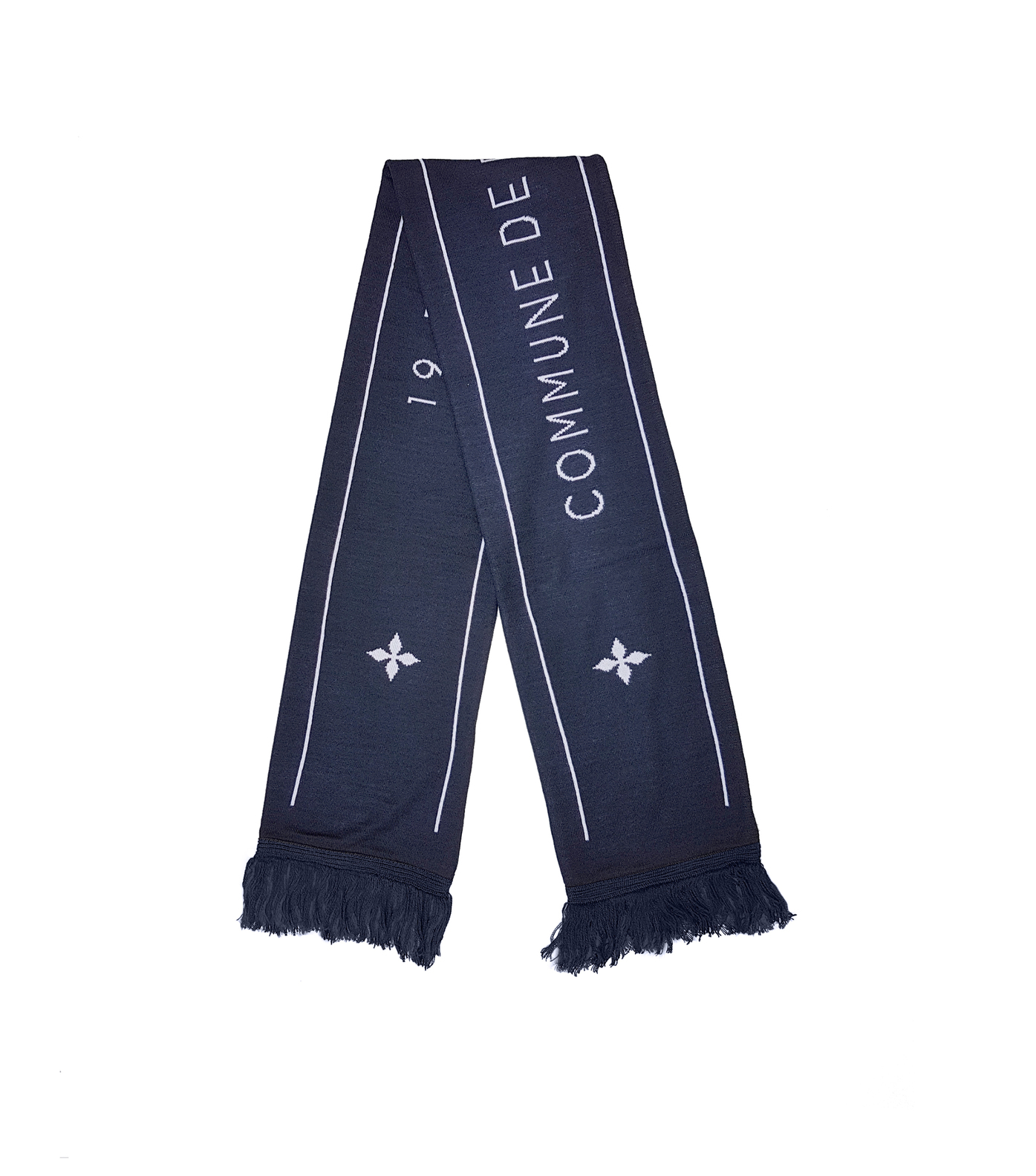 SCARF SUPPORTER COMMUNE - Navy