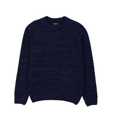 PULL VINCENNES - Bleu marine