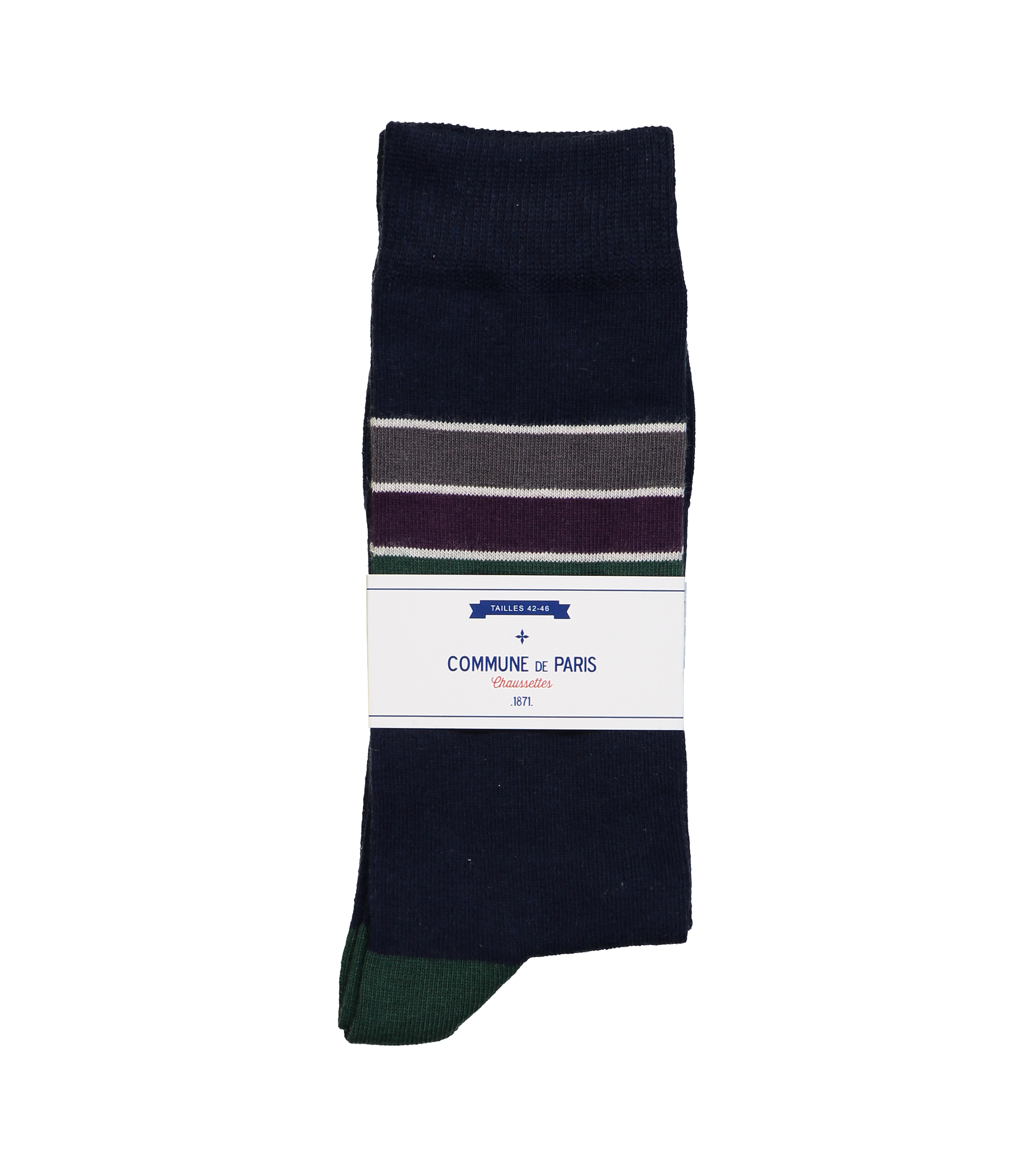 SOCKS BORG - Navy