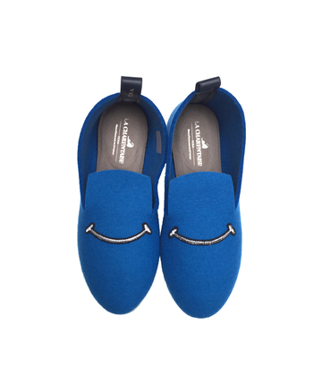 SLIPPERS COMMUNE - Blue