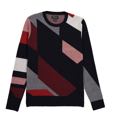 PULL BEAUREPAIRE - Navy/red
