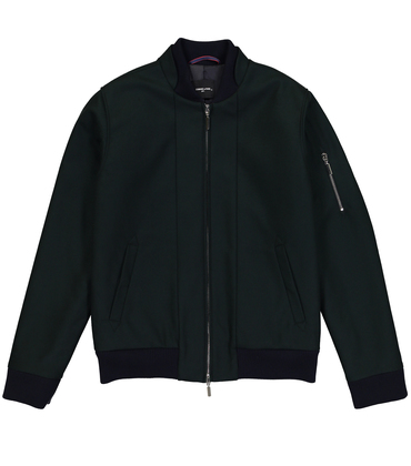 JACKET ANATOLE  - Green
