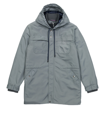 PARKA ALASTOR-N  - Grey blue