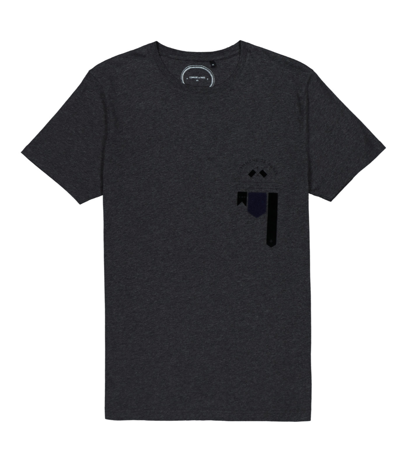 TEE DECORATIONS - Gris fonce