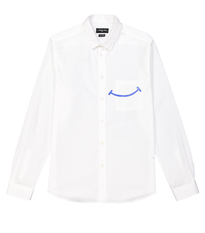 SHIRT ROSSEL-GR - Blanc