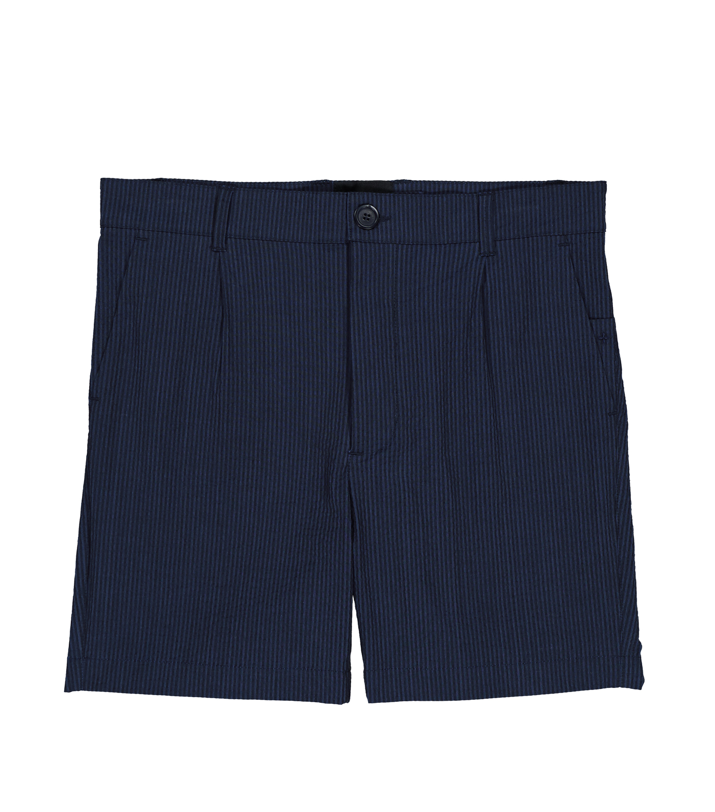 SHORTPANTS SP5 - Navy stripes